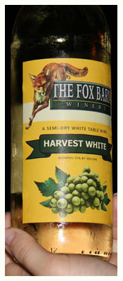 Fox Barn Harvest White